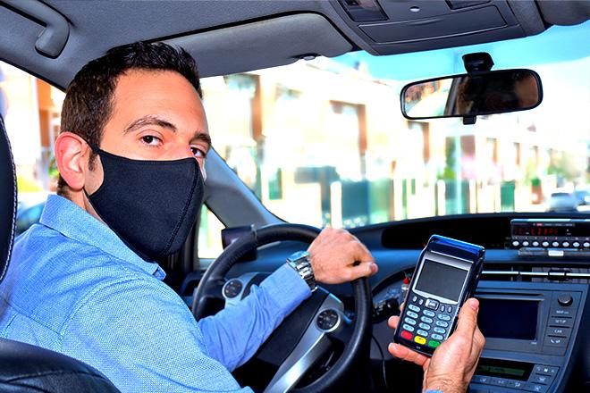 Payez votre taxi parte carte