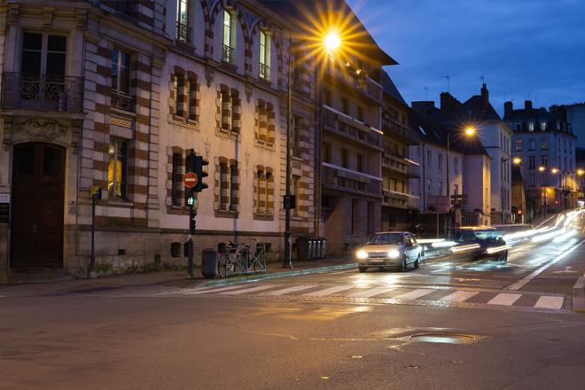 Tarif taxi de nuit à Rennes